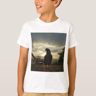 Glückliches Huhn T-Shirt