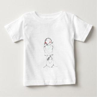 Glückliches Kind Baby T-shirt