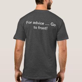 glückliches Leben, glückliche Ehefrau T-Shirt