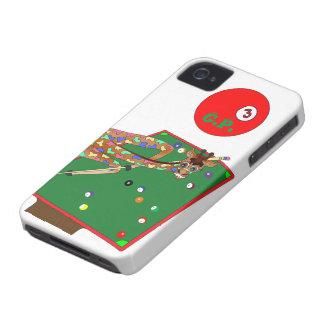 Glückliches Pool durch Happy Juul Company iPhone 4 Hüllen