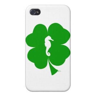 Glückliches Seepferd Etui Fürs iPhone 4