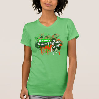 Glückliches St. Patricks Day T-Shirt