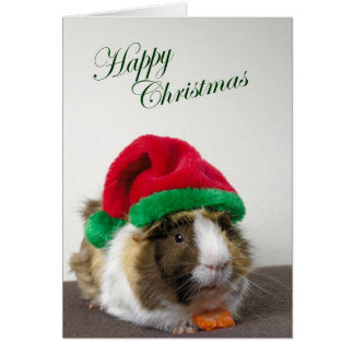 Glückliches Weihnachten von schäbigem Karte