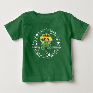 Glücksbringer. St Patrick Tagesgeschenk-Baby-T - Baby T-shirt