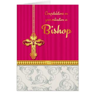 Glückwunsch-Bischofs-Klassifikation in gemischter Karte