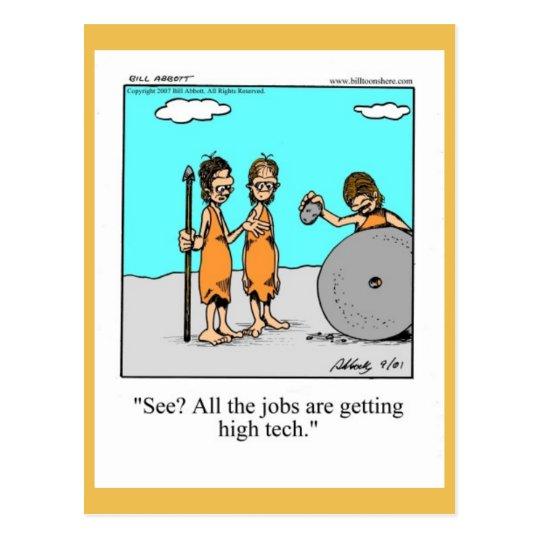 Glückwünsche/neuer Job-lustige Postkarte   Zazzle.at
