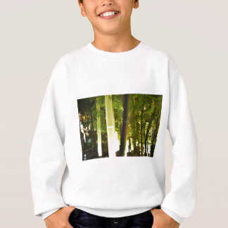 Glühen Bambus. Tokyo, Japan Sweatshirt