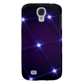 Glühen-Gitter-Speck-Rechtssache 2 Galaxy S4 Hülle