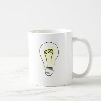Glühlampe Tasse
