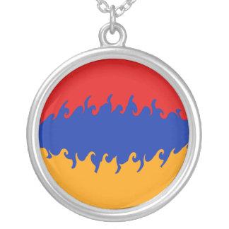Gnarly Flagge Armeniens Selbst Gestalteter Schmuck