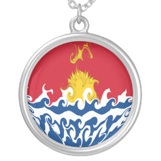 Gnarly Flagge Kiribatis Schmuck