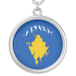 Gnarly Flagge Kosovos Amulett