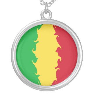 Gnarly Flagge Malis Personalisierter Schmuck