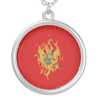 Gnarly Flagge Montenegros Amulett