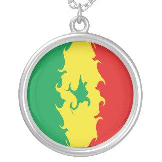 Gnarly Flagge Senegals Halsketten