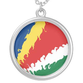 Gnarly Flagge Seychellen Amuletten
