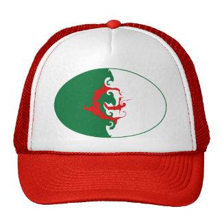 Gnarly Flaggen-Hut Algeriens Kultkappe