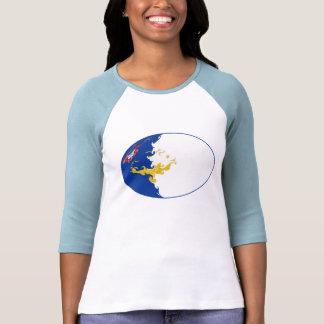 Gnarly Flaggen-T - Shirt Azoren