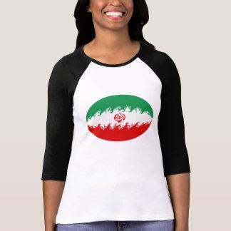 Gnarly Flaggen-T - Shirt des Irans