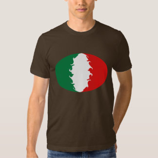 Gnarly Flaggen-T - Shirt Italiens