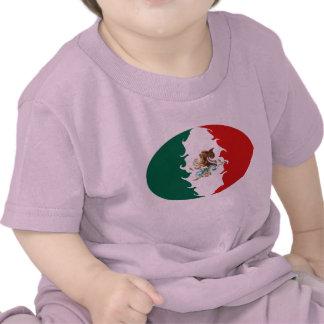 Gnarly Flaggen-T - Shirt Mexikos