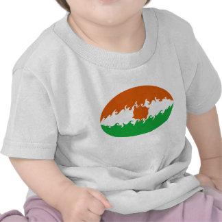 Gnarly Flaggen-T - Shirt Nigers