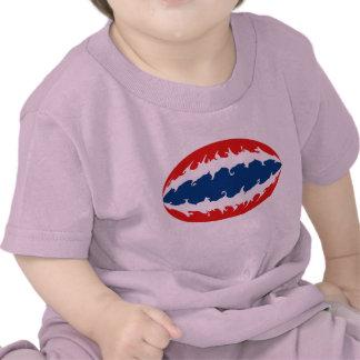 Gnarly Flaggen-T - Shirt Thailands