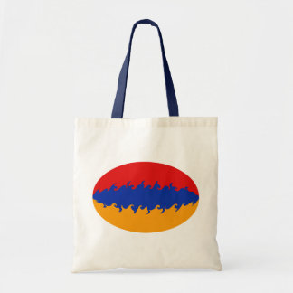 Gnarly Flaggen-Tasche Armeniens