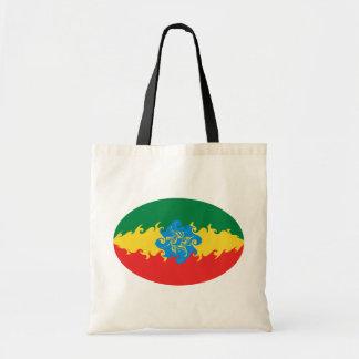 Gnarly Flaggen-Tasche Äthiopiens