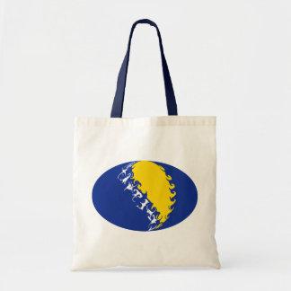Gnarly Flaggen-Tasche Bosniens-Herzegowina