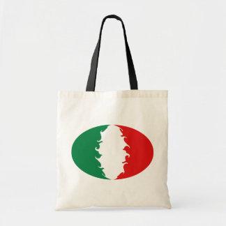 Gnarly Flaggen-Tasche Italiens