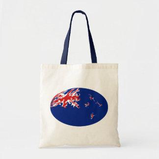 Gnarly Flaggen-Tasche Neuseelands