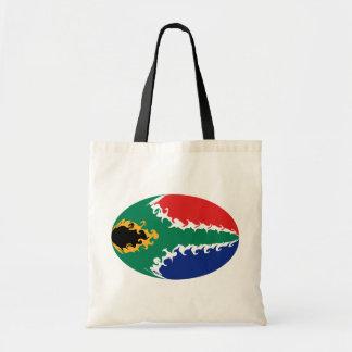 Gnarly Flaggen-Tasche Südafrikas