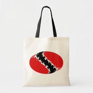 Gnarly Flaggen-Tasche Trinidad und Tobagos