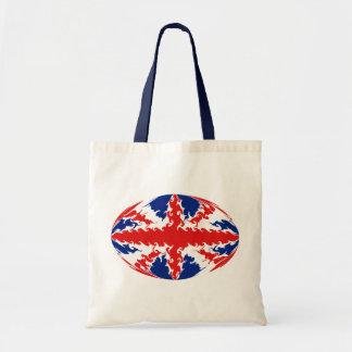 Gnarly Flaggen-Tasche Vereinigten Königreichs