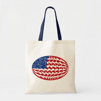 Gnarly Flaggen-Tasche Vereinigter Staaten