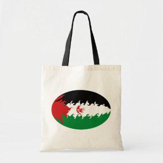 Gnarly Flaggen-Tasche Westsaharas