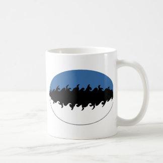 Gnarly Flaggen-Tasse Estlands