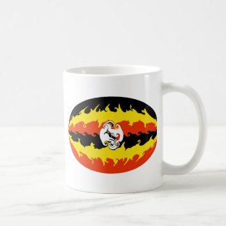 Gnarly Flaggen-Tasse Ugandas