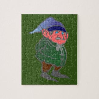 Gnom gnome puzzle