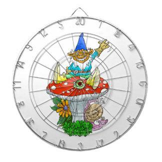 Gnomespfeilbrett Dart-scheibe