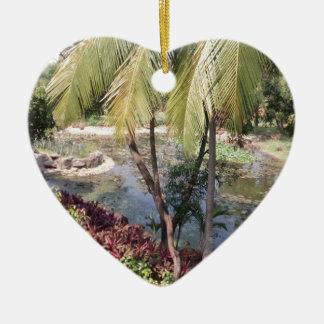 Goa Indien Garten Keramik Ornament