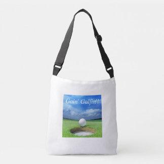 Goin Golfin Crossbody Tasche