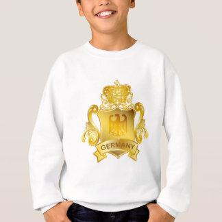 Gold Deutschland Sweatshirt