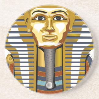 Golden-Maske-Tutanchamun Untersetzer