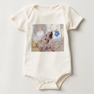 Goldendoodle Welpe Onsie Baby Strampler