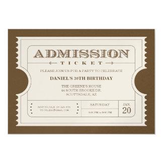 Goldene Karten-Einladungen auf Goldschein-Papier 12,7 X 17,8 Cm Einladungskarte