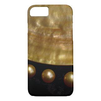 GOLDENE PERLEN iPhone 8/7 HÜLLE