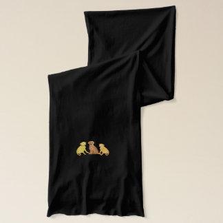 Goldene Retriever Schal