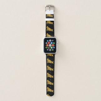 Goldener Fox Apple Watch Armband